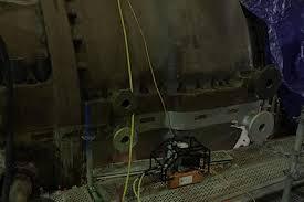 Hydraulic pumps - 1st Bolting