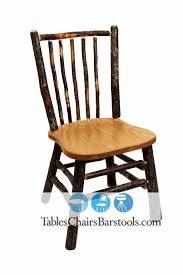 amish dining chair. Rustic Lodge Hickory Stick Dining Chair Amish E
