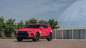 Mini Z Body Compatibility Chart New 2019 Chevy Blazer 10 Details About The Sporty Suv