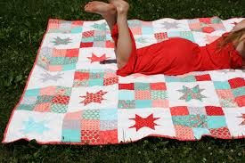 Aqua and Coral Quilts | Thread of Life by Keilah & Posted in: Quilts, Uncategorized. Adamdwight.com