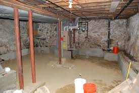 Old Basement Remodel