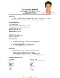 resume objectives for managers valuable resume for hotel and restaurant services restaurant