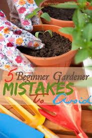 beginner gardening. 5 Beginner Gardener Mistakes To Avoid - Before You Start Your Garden Learn Gardening