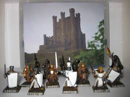 we re knights of the round table we when er we re able