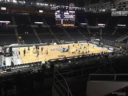 Dunkin Donuts Center Section 233 Providence Basketball