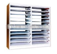 newspaper rack for office. KFY-BS-06 Kefeiya Office Steel-Wooden Newspaper Rack For