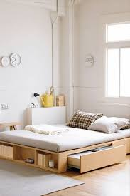 22 Best Queen Platform Bed Frame with Storage Choice for Your Bedroom