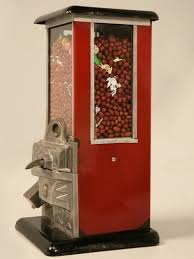 Candy Vending Machines For Sale Mesmerizing Vintage Master 48 Cent Gumball Or Candy Vending Machine At 48stdibs