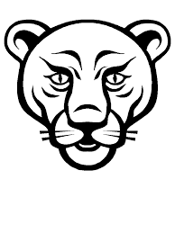 Small Picture Lion Face Coloring Page Coloring Home