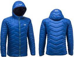 under armour kids coats. under armour coldgear reactor hooded jacket front kids coats k