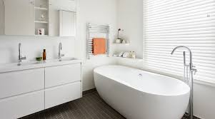 modern white bathroom. As Experienced Interior Designers, We\u0027re Often Asked To Create White Bathrooms For Our Clients. It May Seem Like A Simple Concept At First, But There Are Modern Bathroom
