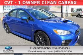 subaru impreza wrx 2015 hatchback. Exellent Wrx Used 2015 Subaru Impreza WRX Sedan For Sale In Kirkland WA In Wrx Hatchback