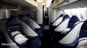 Delta 121 Seating Chart Delta 777 Cabin Tour Comfort Youtube