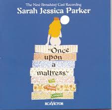 once upon a mattress broadway poster. Mary Rodgers, Marshall Barer, Jane Krakowski, Barer - Once Upon A Mattress (1997 Broadway Revival Cast) Amazon.com Music Poster