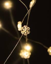 ... 25ft Cool White LED Fairy String Lights Alt