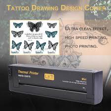 профессиональный легкий татуировки рисунок дизайн копир портативный татуировки