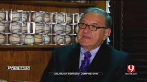 Workers Comp Settlement Chart Oklahoma 9 Investigates Oklahoma Workers Compensation Reform News 9