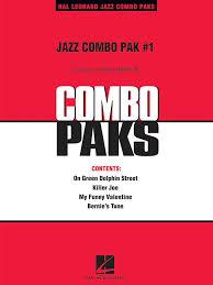 Green Dolphin Street Chart Amazon Com Jazz Combo Pak 1 Musical Instruments