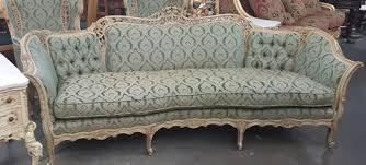 french provincial sofa. Modren Provincial 50u0027s French Provincial Sofa Throughout Marvau0027s Place