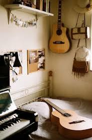 Bedroom: Attic Music Bedroom Theme - Music Room