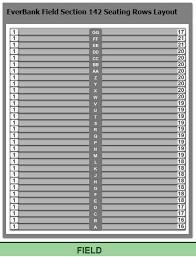 Everbank Seating Chart Wajihome Co
