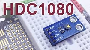 HDC1080. Точный <b>датчик температуры и влажности</b> - YouTube