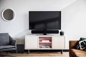 Mirrored Tv Cabinet Living Room Furniture Tv Stands 10 Best Contemporary Tv Stand For Soundbar Stunning Tv