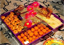 Mehndi Tray Decoration LATEST mehndi trays for sweets 60 TrendyOutLookCom 42