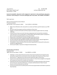 Resume Introduction Awesome 4118 New Resume With Introduction