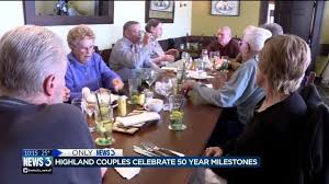 <b>Love Everlasting</b>: 5 Highland brothers celebrate 50 years or more of ...