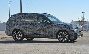 New BMW X7 (2019) spy photos, scoop info by CAR Magazine