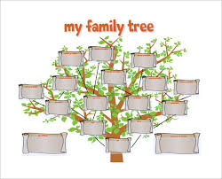 my family tree template kids family tree template 10 free sample example format