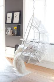 hanging chair for porch - Rue Magazine (June 2012 Issue). Photography by  Woodnote Photography. Interior Design by Ylva Skarp.