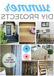 office diy projects. Home Office Curtain Ideas Easy Summer Diy Projects