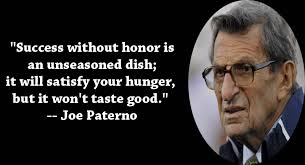 Best Football Quotes Impressive Success Without Honor Is An Unseasoned Dishit Will Satisfy Your