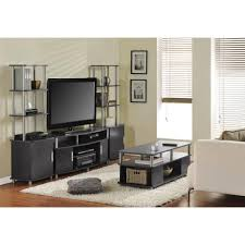 glass center tv stand set marvelous coffee table