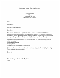 Business Invitation Letter Format Meeting Protocol Template
