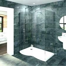 doorless walk in shower walk in shower kit medium size of best modern steam showers ideas