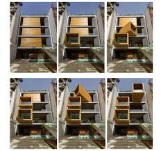 Ha Architecture Design Revolving Rooms Architecture Dynamic Architecture House