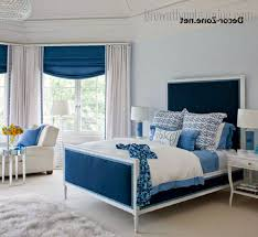 blue bedroom curtains ideas
