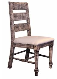rustic dining room chairs costa mesa chair by ifd at kensington furniture perfect for a farmhouse dining room