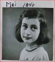 Anne Frank's diary - anne-frank-maj-1940