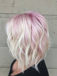Pastel Pink And Blonde Hair Pastel