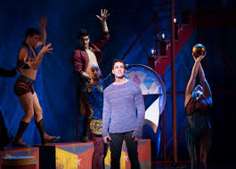 Circus Cant Obscure The Dreary Existential Angst In Pippin