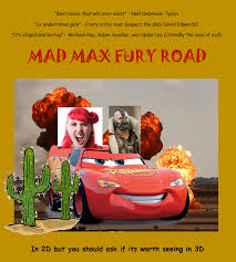 "Mad Max: Fury Road will undoubtedly be this year's ""Dredd"". Fans ... via Relatably.com"