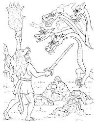 Small Picture Greek Mythology Colouring Pages Techfixusacom