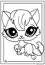 Littlest Pet Shop Coloring Pages Homelandsecuritynews