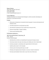 mis manager resume banking resume samples 46 free word pdf documents