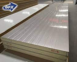 corrugated steel sandwich panels for exterior wall and roof