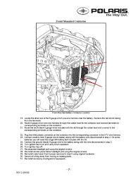 updated winch install instruction kit polaris atv forum this image has been resized click this bar to view the full image the original image is sized %1%2